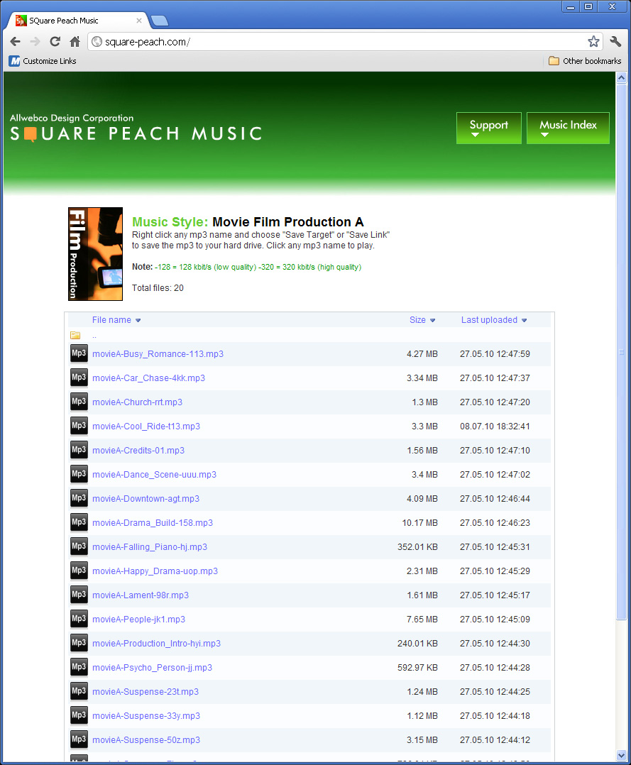 Free MP3 Music Download Site